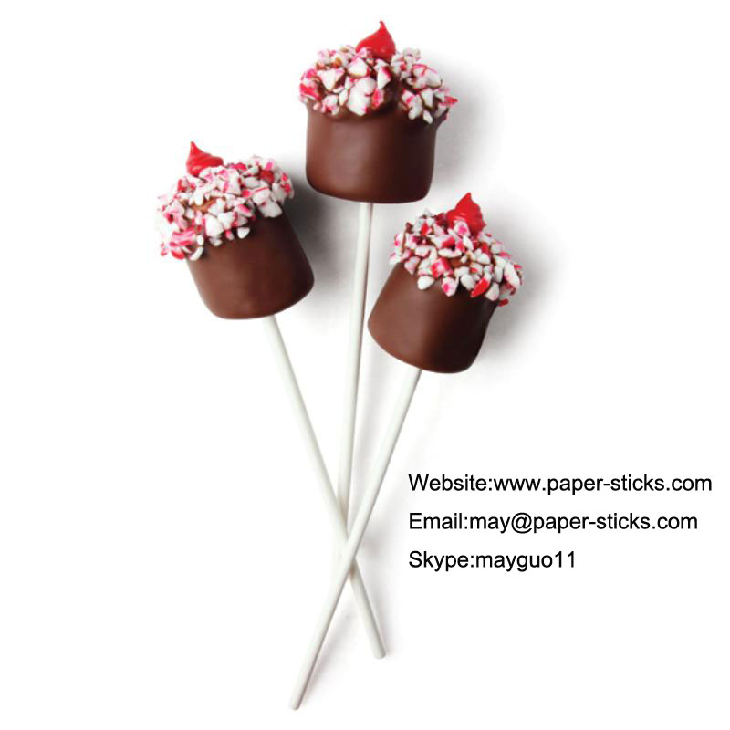 chocolate cake peper stick