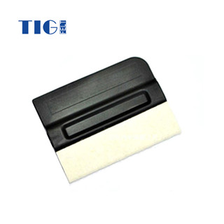 excellent quality environmentally Wool felt squeegee car wrap tools