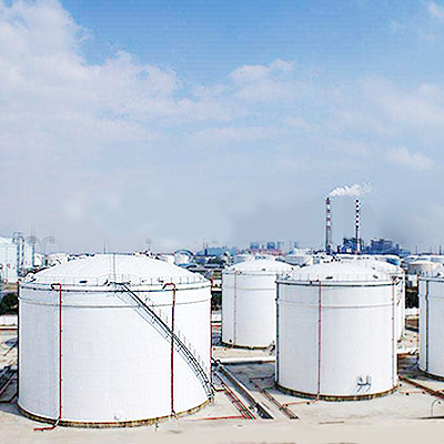 Large Diesel Oil Storage Tank, API 650
