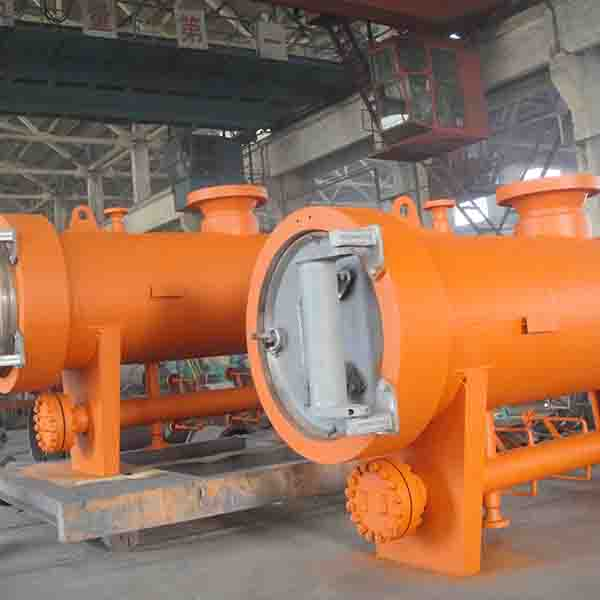 Natural Gas Filter Separator, Q345R, GB150