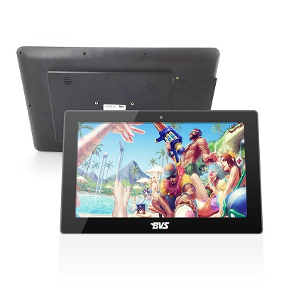 15.6 inch Android industrial panel PC with IPS screen