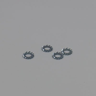 Spring Steel External Tooth Lock Washer Die Casting