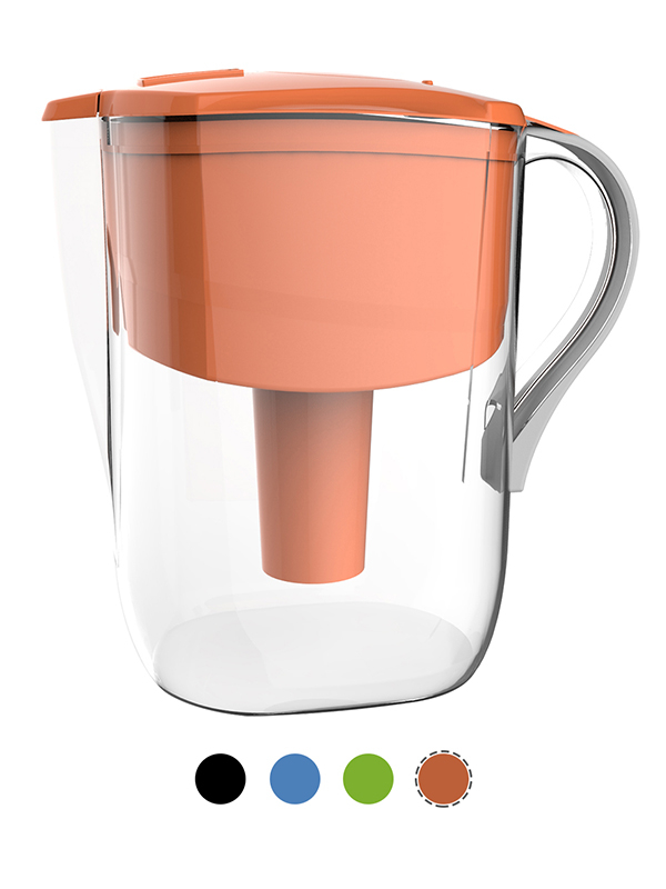AOK 108 ORANGE ALKALINE WATER FILTER JUG