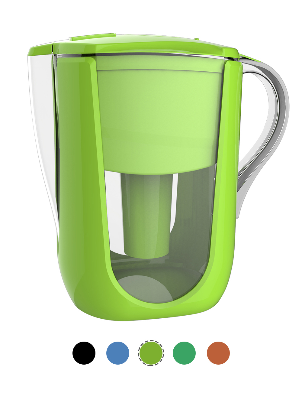AOK 108A ORP ANTIOXIDANT WATER PITCHER