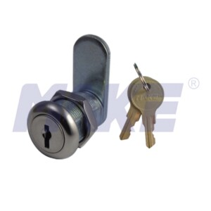 Zinc Alloy 22.9mm Wafer Key Cam Lock, Spring Loaded Disc Tumbler System