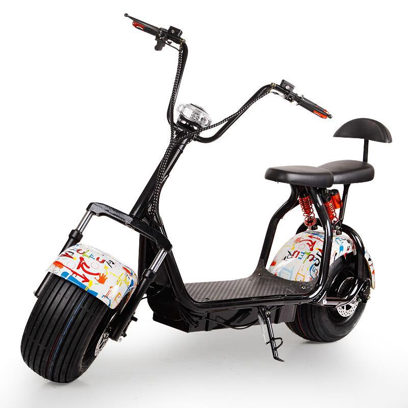 China Eletric Motor High Torque Eletric Scoote Electric Scooter Motor