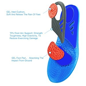 Sports Orthotic Insoleswith high quality , do not hesitate