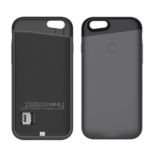 iPhone Dual SIM Charging Case