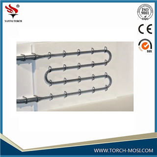 1800C Furnace W Shape Electric MoSi2 Heating Rod / Element supplier