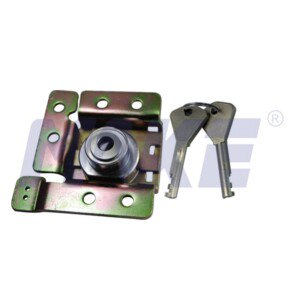 Cam Lock for Payphone, Harden Steel