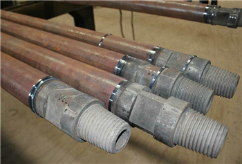 89mm Water well drill pipe  with API 2 3/8REG  thread