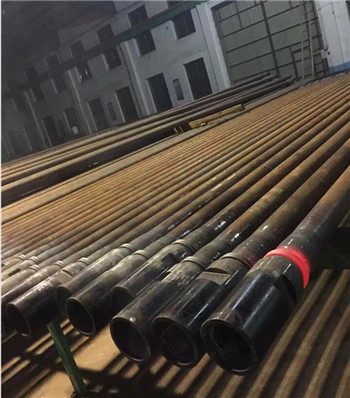 89mm Water well drill pipe  with API 3 1/2IF  thread