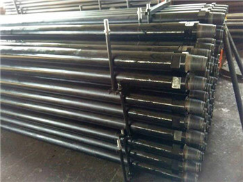 114mm Water well drill pipe with API 3  1/2REG thread