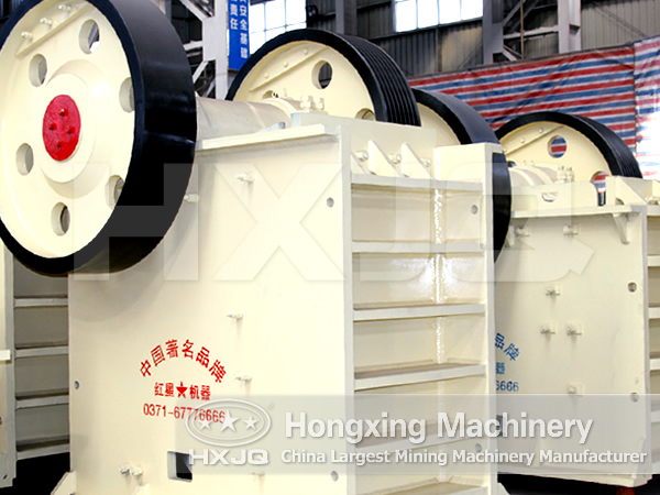 Mining Machine PE Series Stone Jaw Crusher