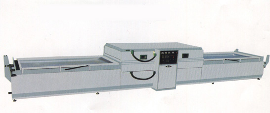 AM 2480 vacuum membrane press machine