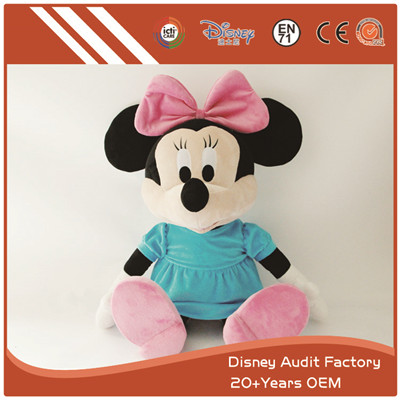 Plush Minnie Plush Doll