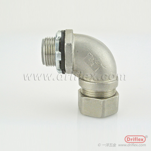 Stainless Steel 90d Connector