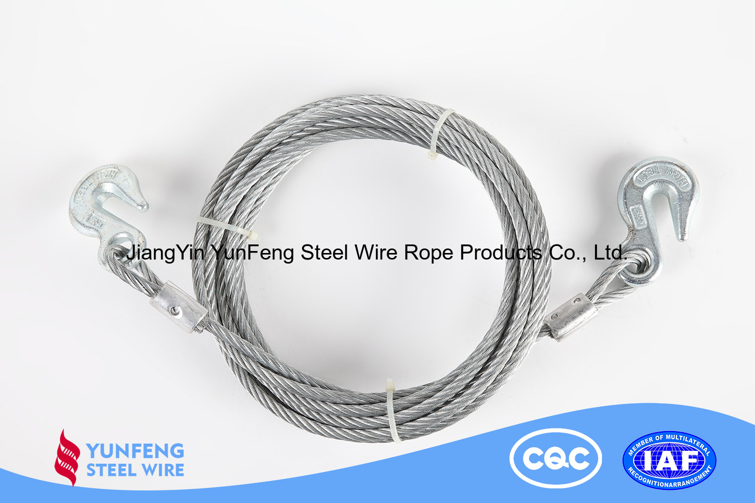 JiangYin YunFeng Steel Wire Rope Products Co., Ltd/Сompanies