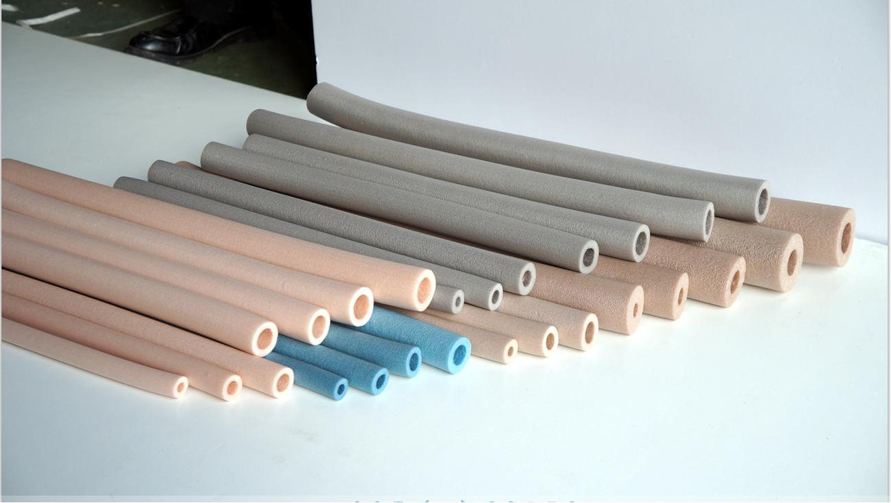 Eco friendly home insulation products - Eco Friendly Non Toxic Anti Abrasion Pe Foam 1 Layer Insulation Tube