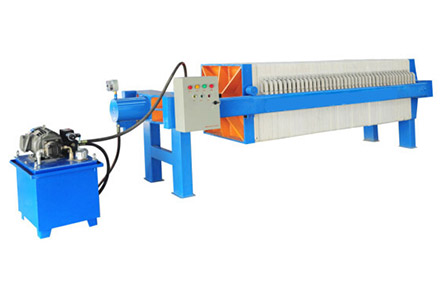 Industrial Wastewater Treatment Filter Press