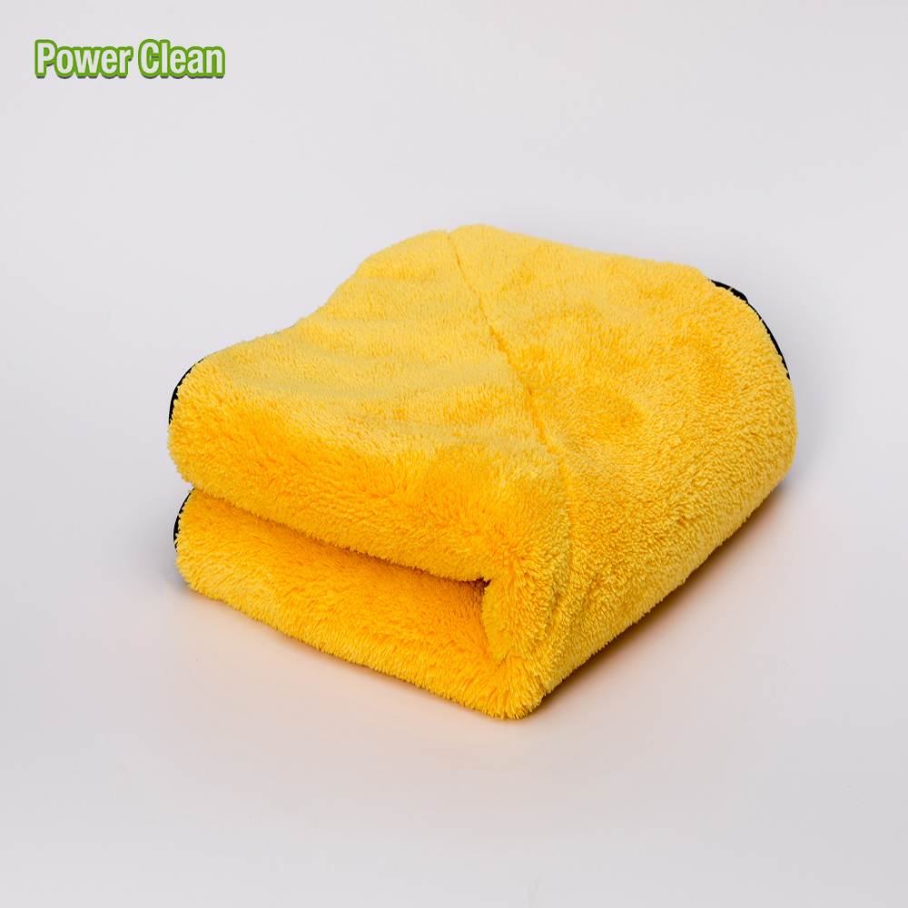 Colorful Easy Wash Microfiber Coral Fleece Cloth Super Absorption Microfiber Coral Fleece Cloth