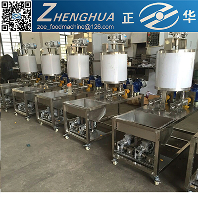 Full Automatic Egg Roll Wafer Stick Making Machine/popular food plant
