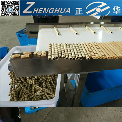 Wafer stick/egg roll making machine/electrical or gas baken wheel