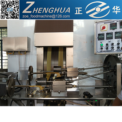 Automatic Wafer stick/Egg Roll biscuit production line machine for home