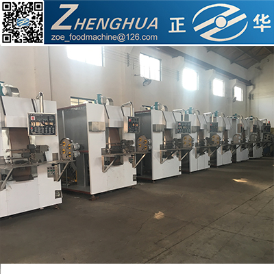 CE approved automatic wafer roll making machine,egg roll machine, biscuit egg roll making machine