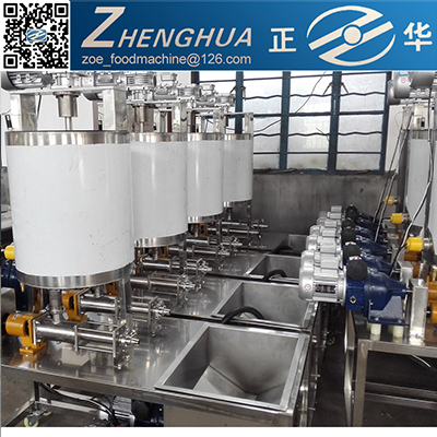 ZH2000 wafer egg roll manufacturing machine in stock with eternal tech-supports