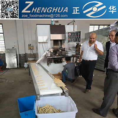 Multi-Function Center Filled Egg roll production machine manufacturer