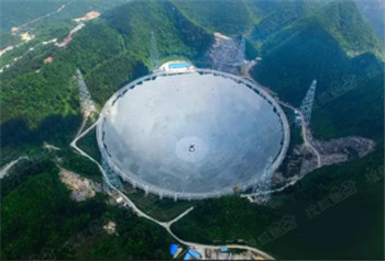 The tianyan scenic spot International astronomy of pingtang in China