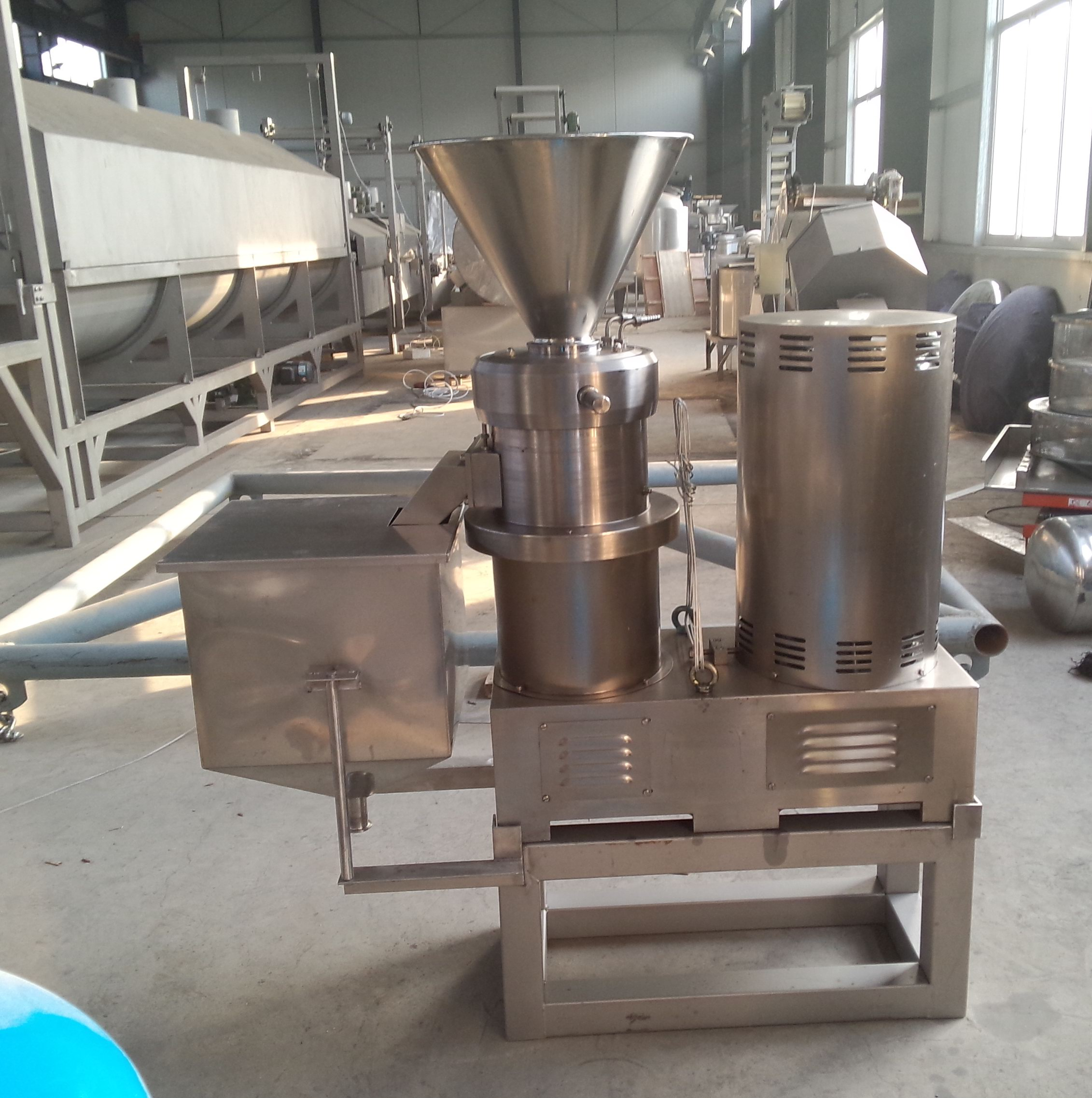 hot sale big capacity Peanut grinding machine/Peanut butter