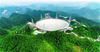 Pingtang county aviation dragon - future international astronomical town