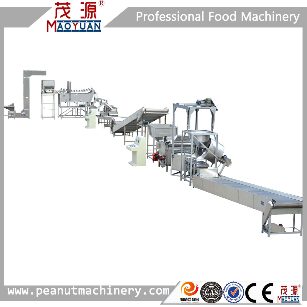 2017 Hot sale Beer peanut equipment/ production line/processing line/production equipment