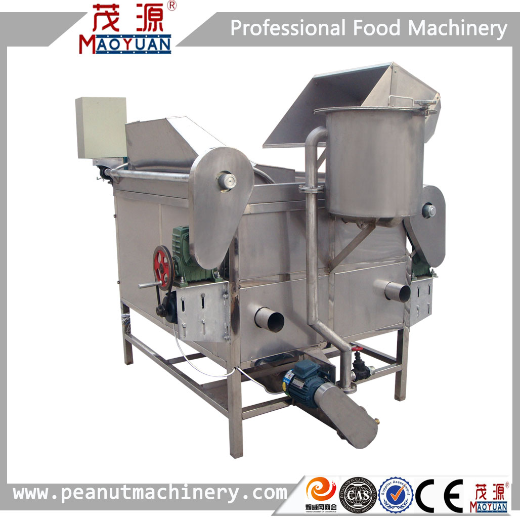 New type Peanut fryer/nuts frying machine/frying equipment with CE