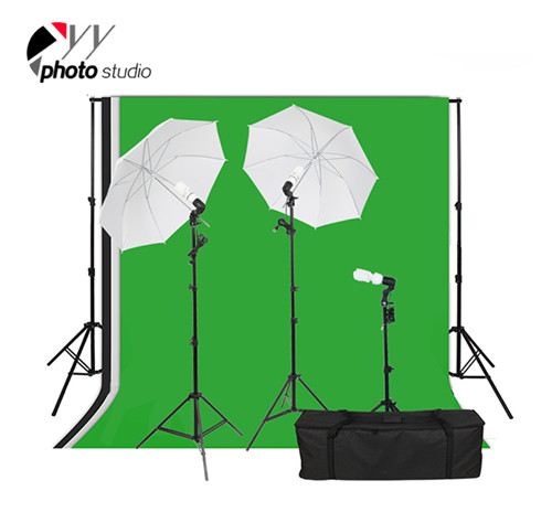 Photo Studio Umbrella Continuous Lighting