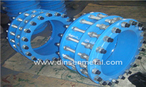 EN545 Ductile flange and socket fittings