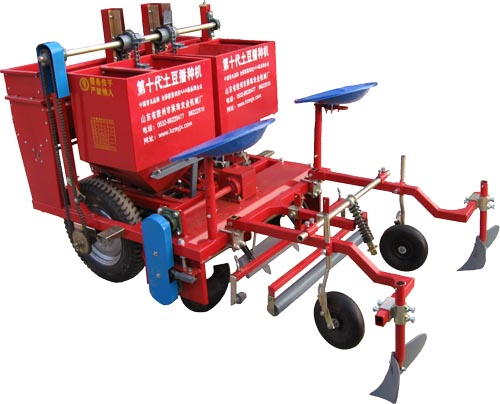 potato planter (rotary seeder)