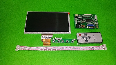 INNOLUX 7.0 inch LCD AT070TN90