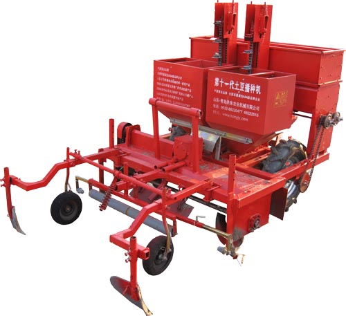 potato planter (drip seeder)