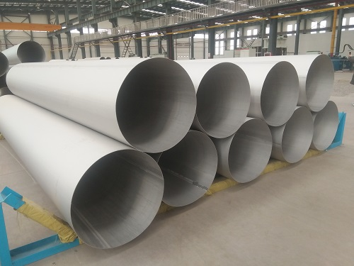 LNG stainless steel oil gas Large Diameter pipe tube