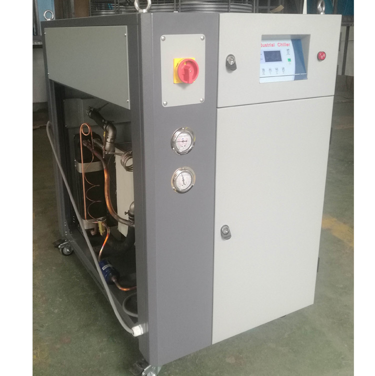 Air-cooled Industrial Water Chiller for sale