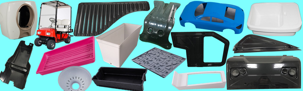 custom vacuum forming,thermoforming plastic parts