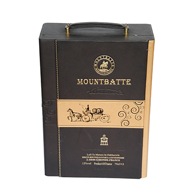 wooden premium Red wine/white wine boxes