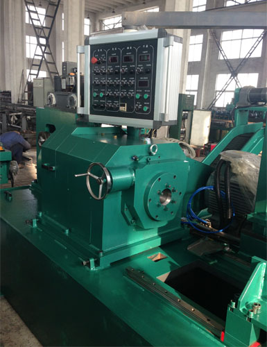 Steel bar straightening and cutting machine high automation level China