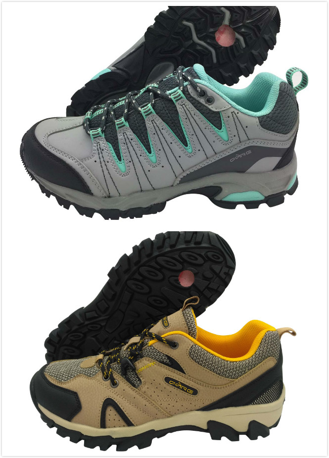 New Design Comfortable Waterproof  Lady/Men outdoor Sport Shoes