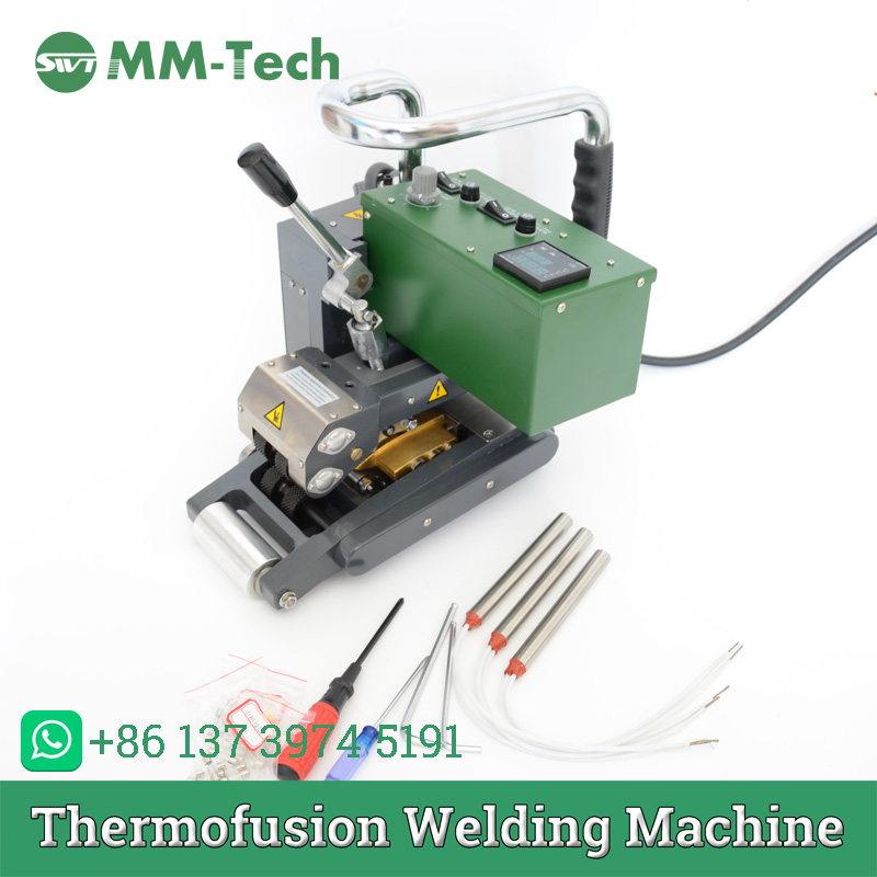 Hot Wedge Welder