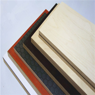 China kinds material high quality hardwood core plywood