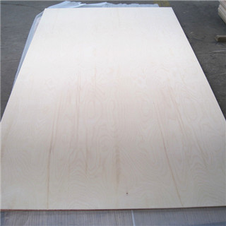 Honeycomb plywood with different faced for HPL, impregnated